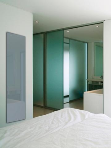 radiateur cosy art verre trempe. Black Bedroom Furniture Sets. Home Design Ideas