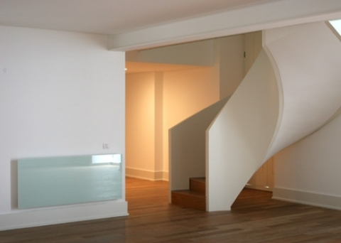 radiateur lectrique solaris extra blanc. Black Bedroom Furniture Sets. Home Design Ideas